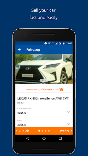 AutoScout24 Switzerland u2013 Find your new car  screenshots 6