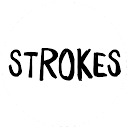 Strokes Black - Icon Pack