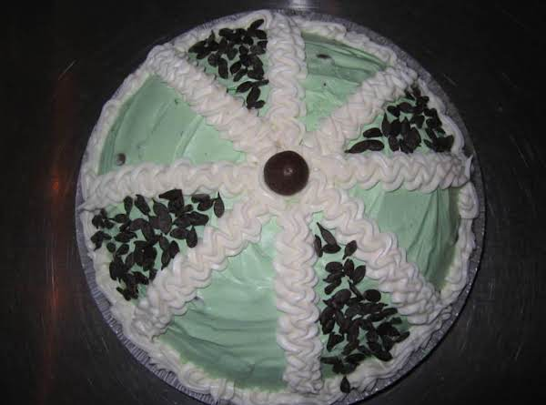 Chocolate Mint Pie By Freda Recipe