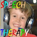 Speech therapy icon