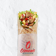 SAJ Chicken Shawarma Wrap