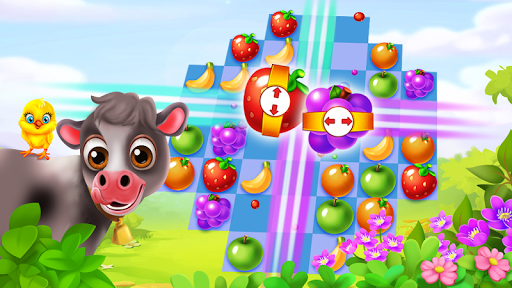 Farm Fruit Pop: Party Time 2.5 Screenshots 4