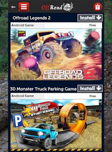 Offroad Racing Games- screenshot thumbnail