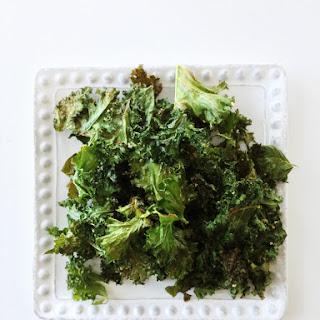 Crispy Kale Chips.