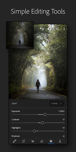 Adobe Lightroom - Photo Editor & Pro Camera 5.4.1 Screenshots 1