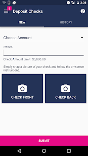 Rancho FCU Mobile Banking- screenshot thumbnail