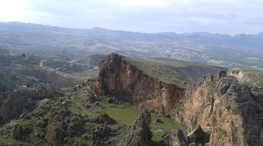 La Cerrá, valor natural e histórico para Tíjola