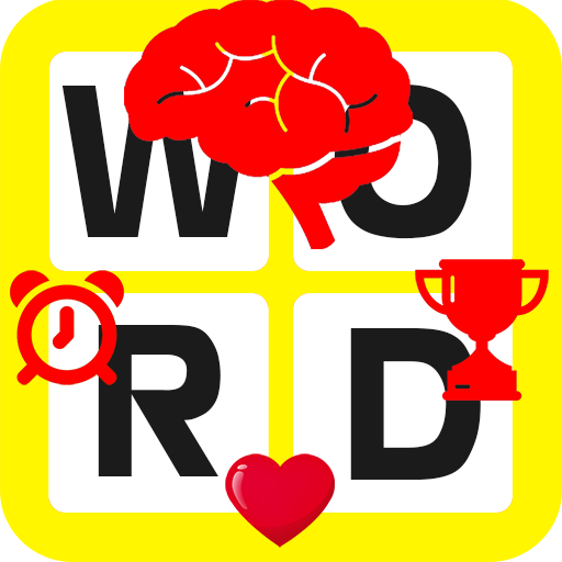 Word Puzzle - Letter brain