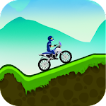 Jungle MotorBike Racing Icon