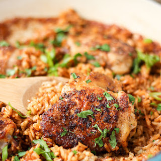 Easy One-Pot Chicken and Rice Recipe