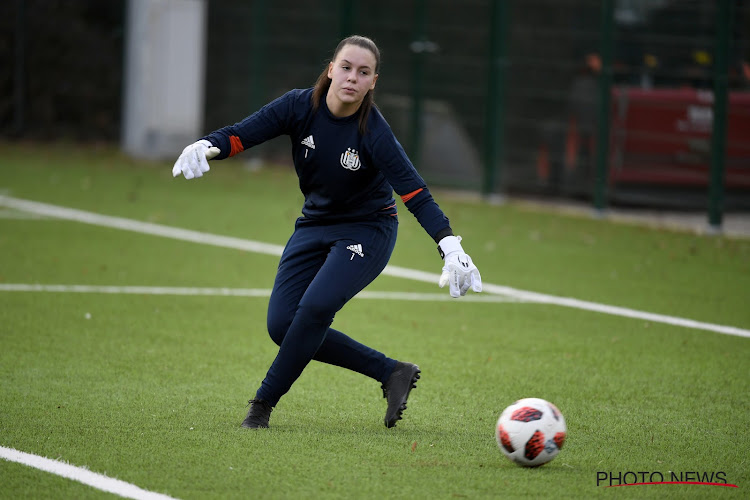 Après dix ans à Anderlecht, elle file en Espagne