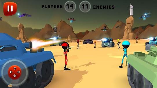Creepy Aliens Battle Simulator 3D 7