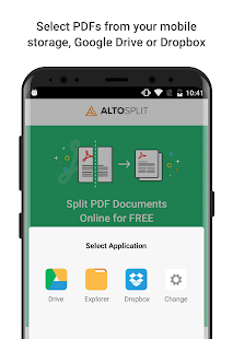 SPLIT PDF INTO MULTIPLE FILES - Split PDF Records Online at No Cost