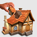 World Builder 3D - Models Assembling Puzzle Game icon