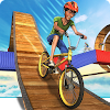 Impossible Bike Stunts : BMX Bicycle Stunt Games
