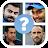 Cricket Quiz Games - Guess The Cricketer Trivia Icône