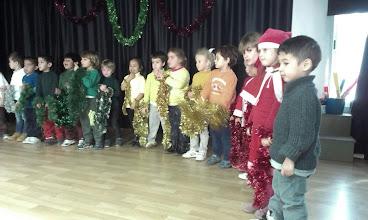 Photo: Infantil 4 años: El árbol de Navidad