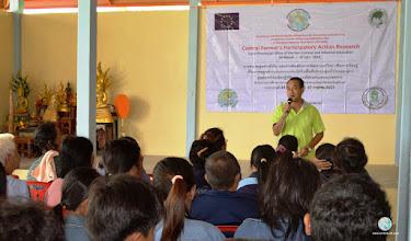 Photo: SMART Farmers share their experience , TOT4, Tha Tum, Surin