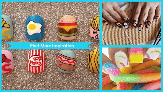 Easy Food Nail Art Design Apps On Google Play