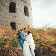Wedding photographer Anastasiya Blakita (AnastasiaBlakyta). Photo of 10.12.2016