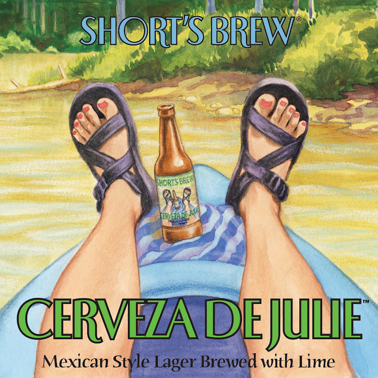Logo of Short's Cerveza De Julie