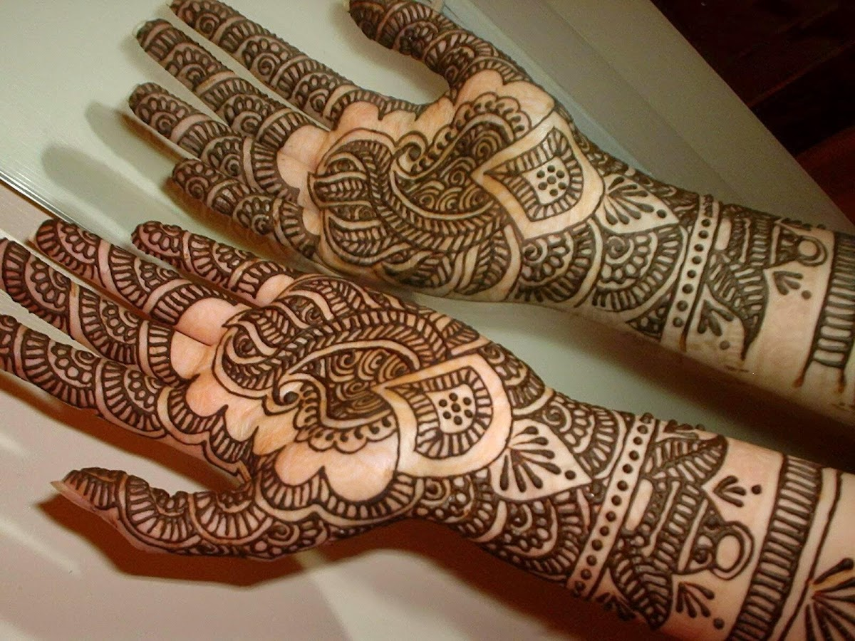 Mehndi design 2017 new model - New Mehndi Designs 2017 Screenshot