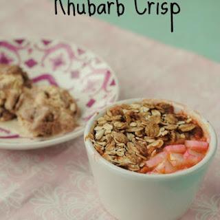 Healthy Rhubarb Crisp Recipes