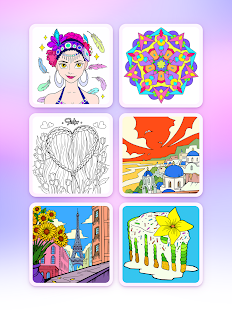 Game Coloring Fun : Color by Number Games APK for Windows Phone