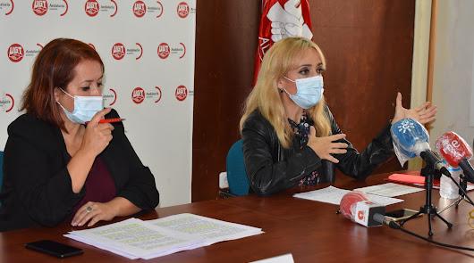 """UGT pide mantener el CIMI de Purchena con """"reestructuración"""" del centro de Oria"""