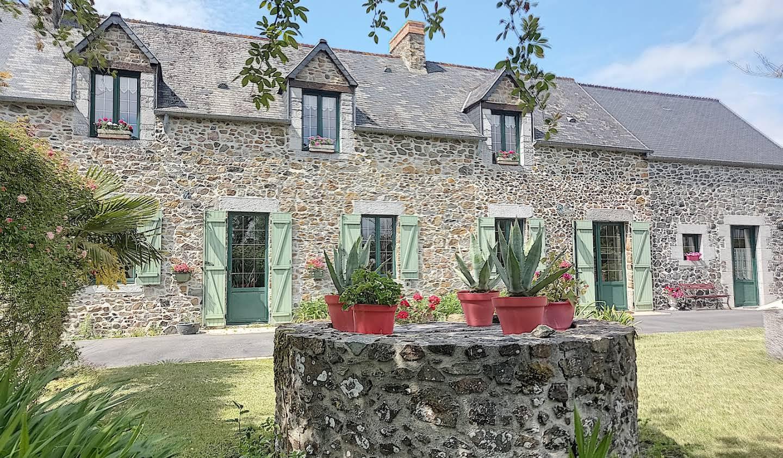 Maison en bord de mer avec jardin Gouville-sur-Mer