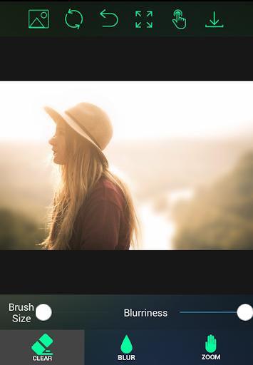 Blur Image Background Editor (Blur Photo Editor)  screenshots 1