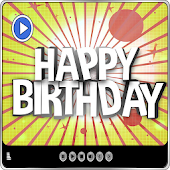 Happy Brithday Video Music