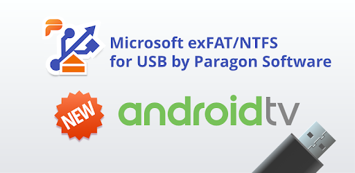 Microsoft exFAT/NTFS for USB by Paragon Software - Apps on