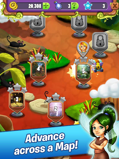 Mahjong Quest The Storyteller 1.0.65 screenshots 2