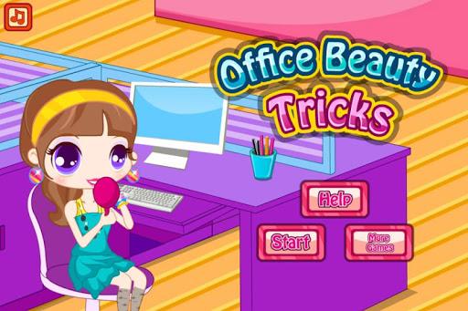 Office Beauty Tricks