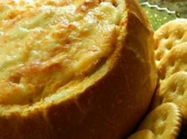 Hot Crab Dip In Bread Bowl Recipe