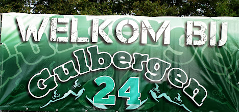 Photo: Op 25 september zijn de voorbereidingen voor de Gulbergen24 begonnen. De start is 28 september en eindigt op 29 september om 13:00 uur voor de deelnemers.