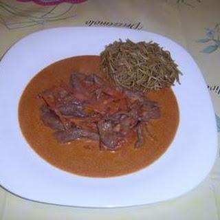 Paprika Thaihühnchenfilet
