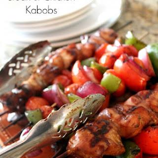 Steak & Chicken Kabobs