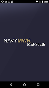 NavyMWR Mid-South- screenshot thumbnail