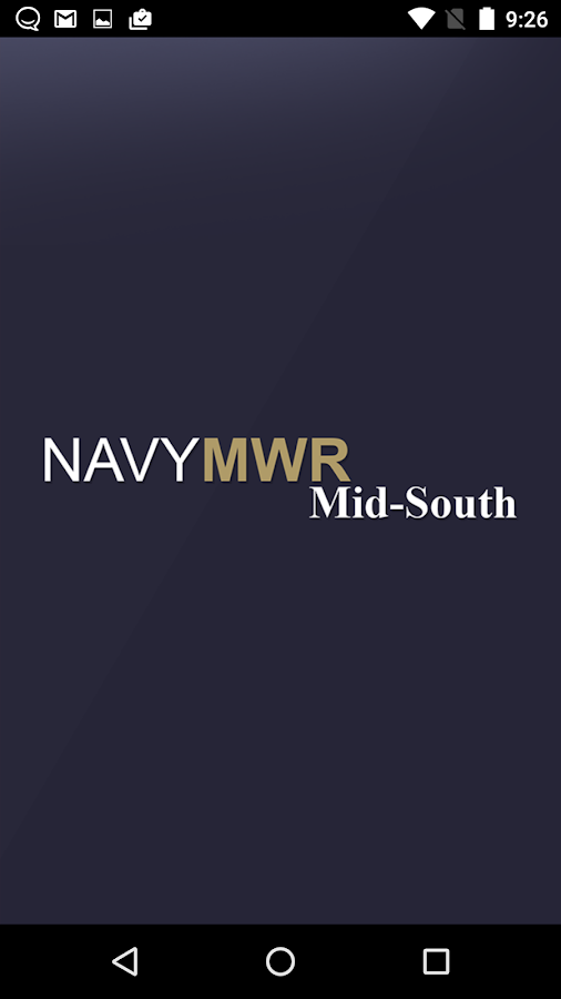 NavyMWR Mid-South- screenshot