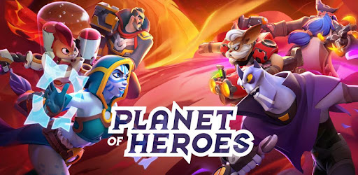 Planet of Heroes - MOBA PVP meets Brawler Action for PC