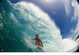 Photo: Photo of the Day: Kalani Robb, Indonesia. Photo: Glaser  #Surfer  #SurferPhotos