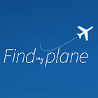 Find my Plane icon