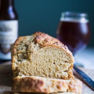 Simple Vegan Beer Bread.