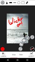 Screenshot of Wickr-Top Secret Messenger