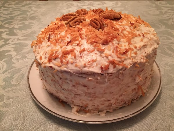Rave Reviews Coconut Cake Recipe
