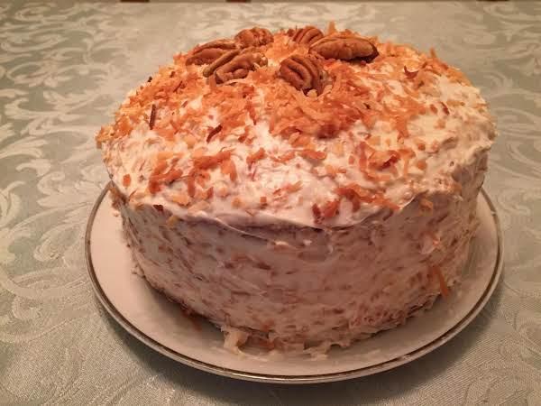Rave Reviews Coconut Cake Recipe