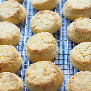 Almond Flour Scones.