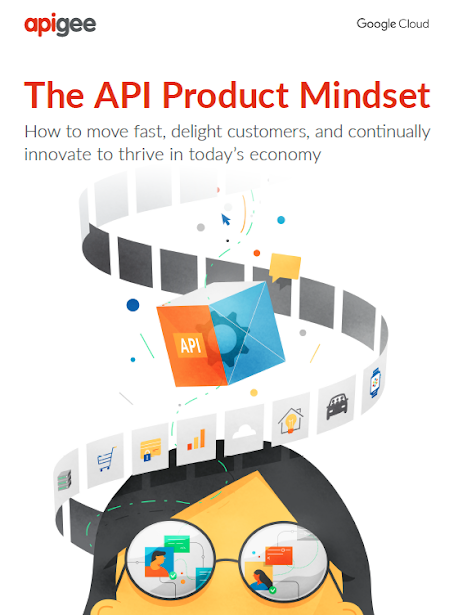 How to Move Fast, Delight Customers and Continually Innovate with API Product Mindset. Source: Apigee